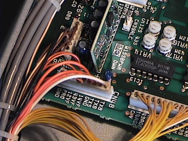 TS790 SSB powerup